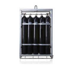 5074-5-KS15 热处理气5%H2+95%N2 50L 200BAR 15集装格